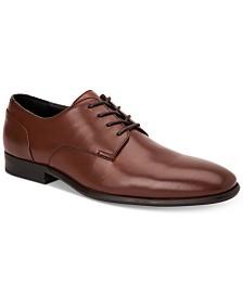 8f2116b1dc5da8 Calvin Klein Men s Lucca Leather Dress Shoes