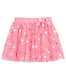 Hello Kitty Little Girls Dot-Print Tutu Skirt
