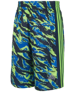 adidas Influencer Prints Shorts Big Boys (820)