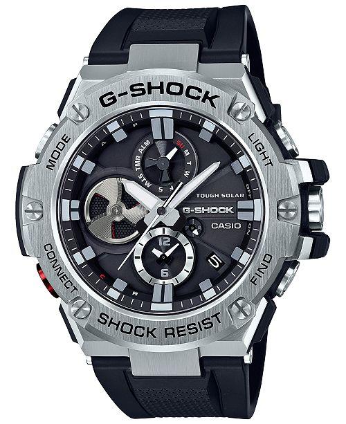df4436eec78 G-Shock Men s Black Resin Strap Watch 53.8mm   Reviews - Watches ...