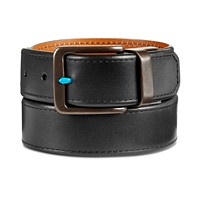 Original Penguin Men's Reversible Leather Belt (Oxford)