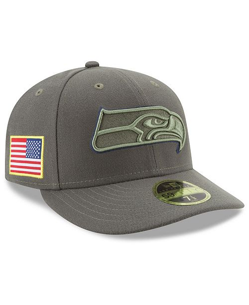 7b1364984ba5fc ... canada new era seattle seahawks salute to service low profile 59fifty  46797 a1d25 ...