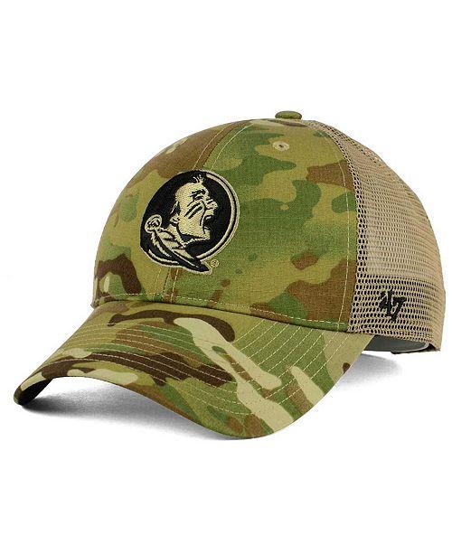 Florida State Seminoles Operation Hat Trick Thompson Cap