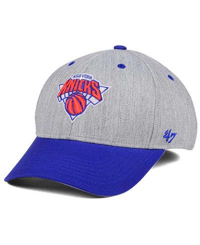 '47 Brand New York Knicks Morgan Contender Cap