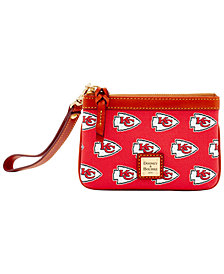 Dooney & Bourke Kansas City Chiefs Exclusive Wristlet