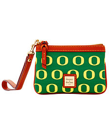 Dooney & Bourke Oregon Ducks Exclusive Wristlet