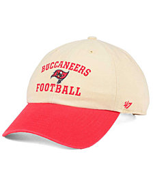 '47 Brand Tampa Bay Buccaneers Steady Two-Tone CLEAN UP Cap