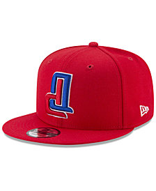 New Era Detroit Pistons Flip It 9FIFTY Snapback Cap