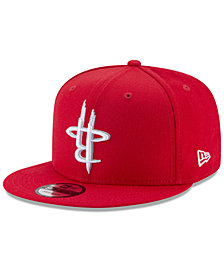 New Era Houston Rockets Flip It 9FIFTY Snapback Cap