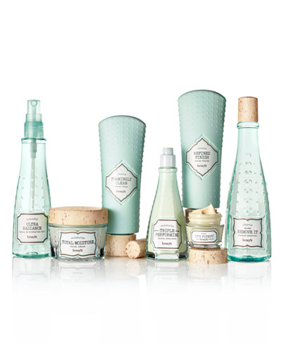 Benefit Cosmetics B.Right! Skincare Collection