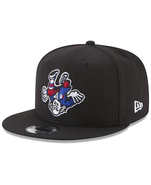 New Era Philadelphia 76ers Flip It 9FIFTY Snapback Cap - Sports Fan ... cefdcb51efac
