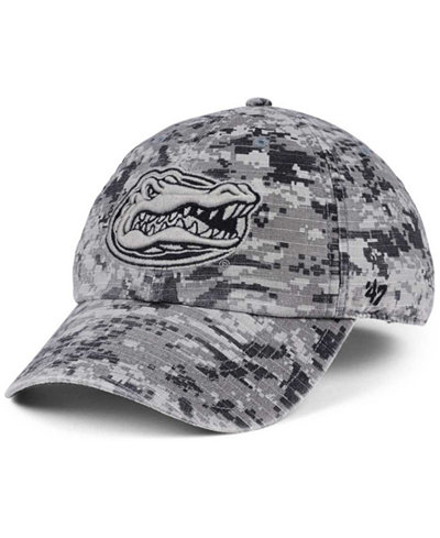 '47 Brand Florida Gators Operation Hat Trick Camo Nilan Cap
