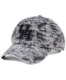 '47 Brand Houston Cougars Operation Hat Trick Camo Nilan Cap