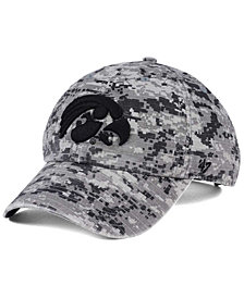 '47 Brand Iowa Hawkeyes Operation Hat Trick Camo Nilan Cap