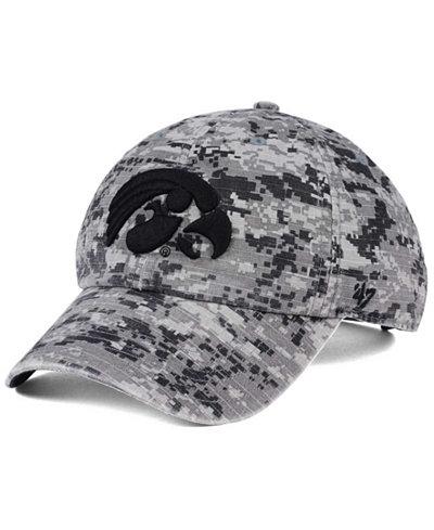 '47 Brand Iowa Hawkeyes Operation Hat Trick Camo Nilan Cap