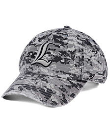 '47 Brand Louisville Cardinals Operation Hat Trick Camo Nilan Cap