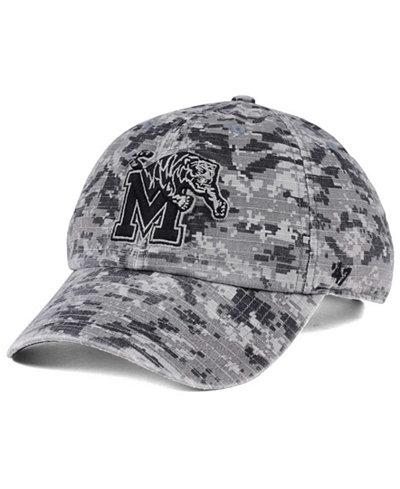 '47 Brand Memphis Tigers Operation Hat Trick Camo Nilan Cap