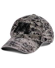 '47 Brand Minnesota Golden Gophers Operation Hat Trick Camo Nilan Cap