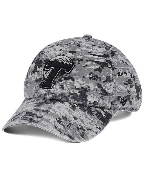 5ec3bc41802a1 ...  47 Brand Tulane Green Wave Operation Hat Trick Camo Nilan Cap    ...