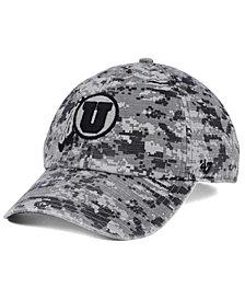 '47 Brand Utah Utes Operation Hat Trick Camo Nilan Cap