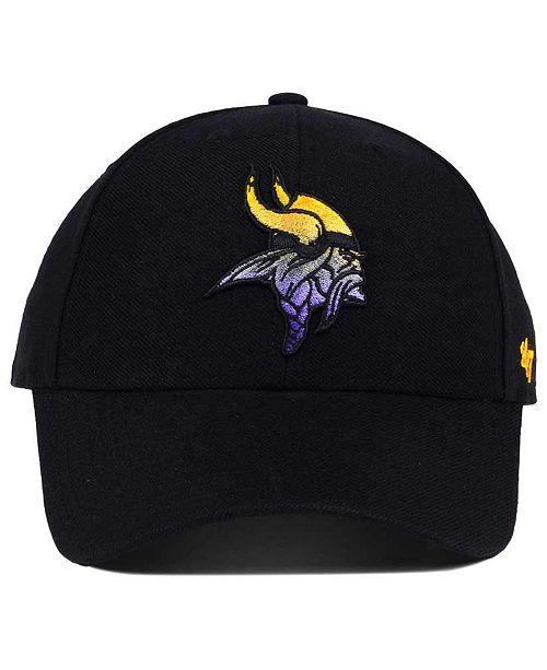 a8cbd2db09e  47 Brand Minnesota Vikings Overrun MVP Cap - Sports Fan Shop By Lids - Men  - Macy s