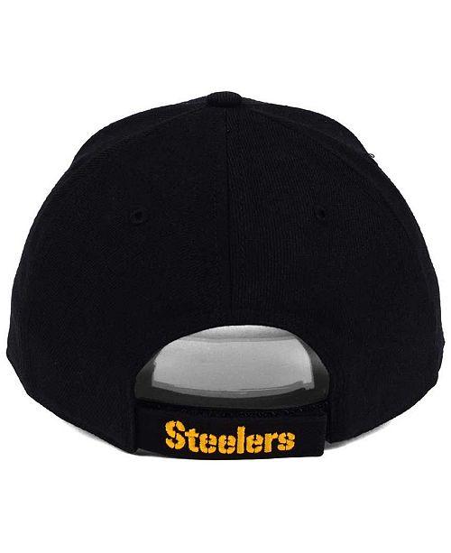 47 Brand Pittsburgh Steelers Overrun Mvp Cap Amp Reviews