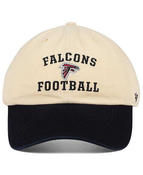 cabe235b2 '47 Brand Atlanta Falcons Steady Two-Tone CLEAN UP Cap - Sports Fan Shop By  Lids - Men - Macy's
