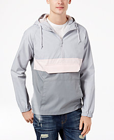 American Rag Men's Quarter Zip, Created for Macy's