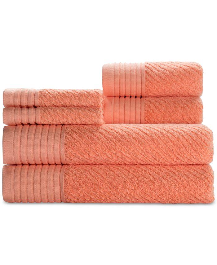 Caro Home - Beacon 6-Pc. Towel Set