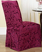 Dining Room Chair Slipcovers Shop Chair Covers Macy S Macy S