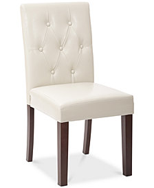 Hendan Dining Chair, Quick Ship