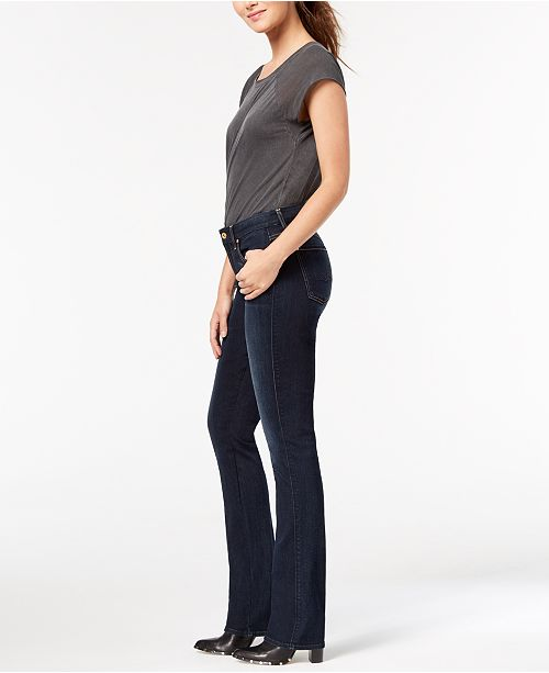 7 For All Mankind Kimmie Straight Jeans