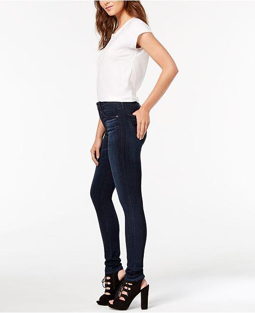 AG Jeans AG Farrah Skinny Denim - High Rise Skinny