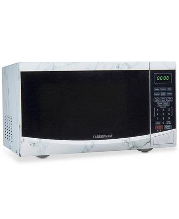 Image 2 Of Farberware Clic 900 Watt Microwave Oven
