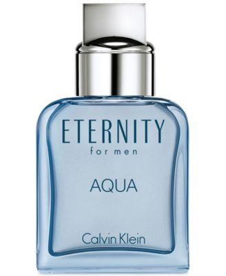 ETERNITY AQUA For Men Eau de Toilette Spray, 1 oz.