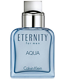 Calvin Klein ETERNITY AQUA For Men Eau de Toilette Spray, 1 oz.