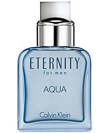 Calvin Klein ETERNITY AQUA For Men Eau de Toilette Spray, 1 oz.