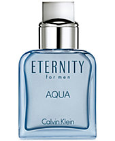 Calvin Klein ETERNITY AQUA For Men Eau de Toilette Spray, 1 oz. b94cc608ed