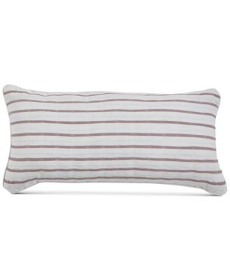 "CLOSEOUT! Liliana 22"" x 11"" Boudoir Decorative Pillow"