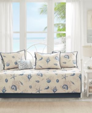 Madison Park Bayside 6Pc Daybed Cover Set Bedding