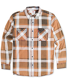 Levi's® Men's Dumas Plaid Shirt