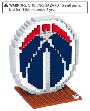 Washington Wizards Brxlz 3D Logo Puzzle