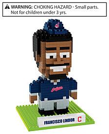 Forever Collectibles Francisco Lindor Cleveland Indians BRXLZ 3D Player Puzzle