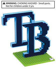 Forever Collectibles Tampa Bay Rays BRXLZ 3D Logo Puzzle