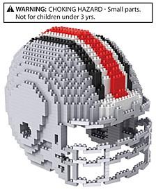 Ohio State Buckeyes BRXLZ 3D Helmet Puzzle