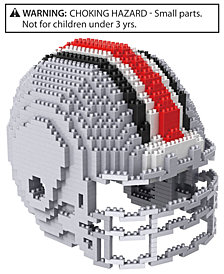 Forever Collectibles Ohio State Buckeyes BRXLZ 3D Helmet Puzzle