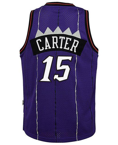 on sale 1f72b d4eef adidas Vince Carter Toronto Raptors Soul Swingman Jersey ...