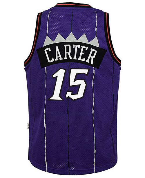 a65480409 ... adidas Vince Carter Toronto Raptors Soul Swingman Jersey