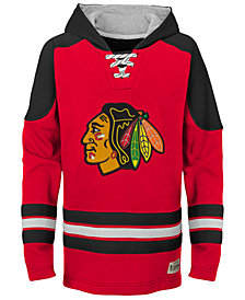 Outerstuff Chicago Blackhawks Legendary Hoodie, Big Boys