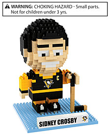 Forever Collectibles Sidney Crosby Pittsburgh Penguins BRXLZ 3D Player Puzzle